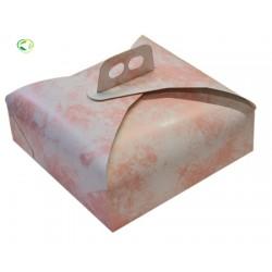 33X33 Cm.  SCATOLE PORTA TORTA