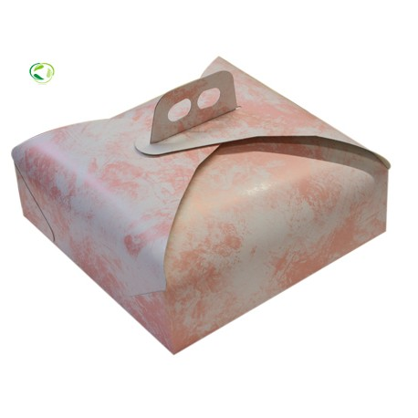 38X38 Cm.  SCATOLE PORTA TORTA