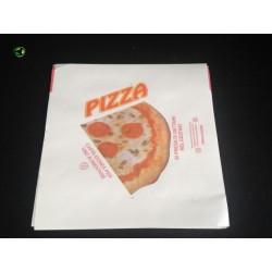 25X25 CARTA VEGETALE STAMPA PIZZA