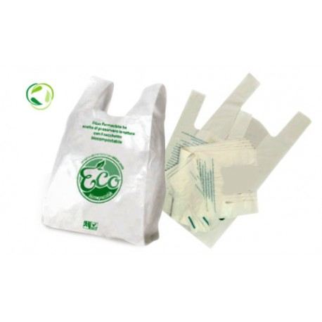 SHOPPERS BIO COMPOSTABILI 27X50 6,5 GR.